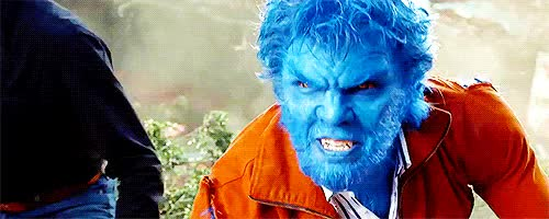 Watch this beast GIF on Gfycat. Discover more beast, hank, hank mccoy, submission, x men, xmen imagines GIFs on Gfycat