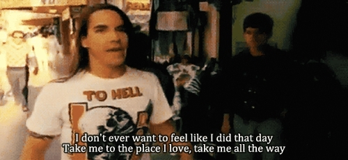 anthonykiedis, chilipeppers, redhotchilipeppers, rhcp,  GIFs