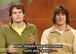 Watch and share Andy Samberg GIFs and Horatio Sanz GIFs on Gfycat