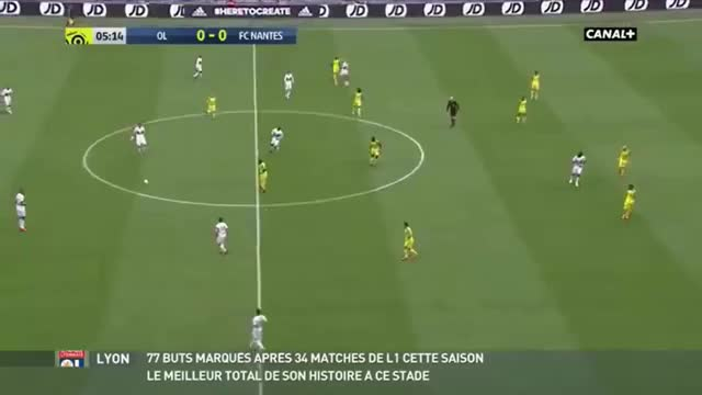 Watch and share Fekir Deep Run + Interplay GIFs by Mohamed Mohamed on Gfycat