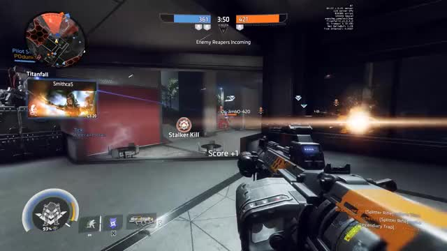 Watch and share Titanfall GIFs and 60fpsgfy GIFs by p0dunkk on Gfycat