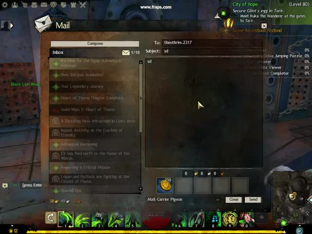 Watch and share Gw2-64 2019-03-29 01-56-22-08 GIFs on Gfycat