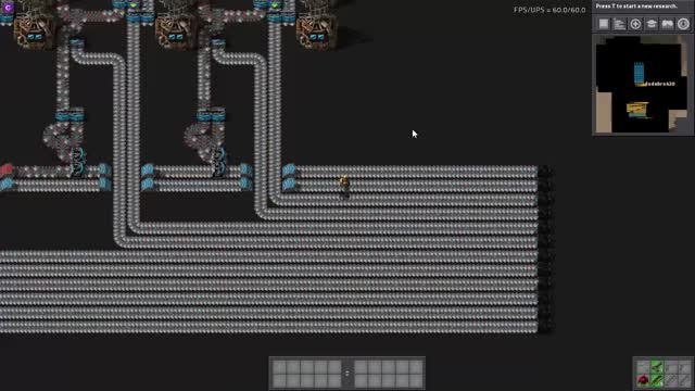 Watch Factorio 10 to 12 Blue Belt Smelter GIF on Gfycat. Discover more related GIFs on Gfycat