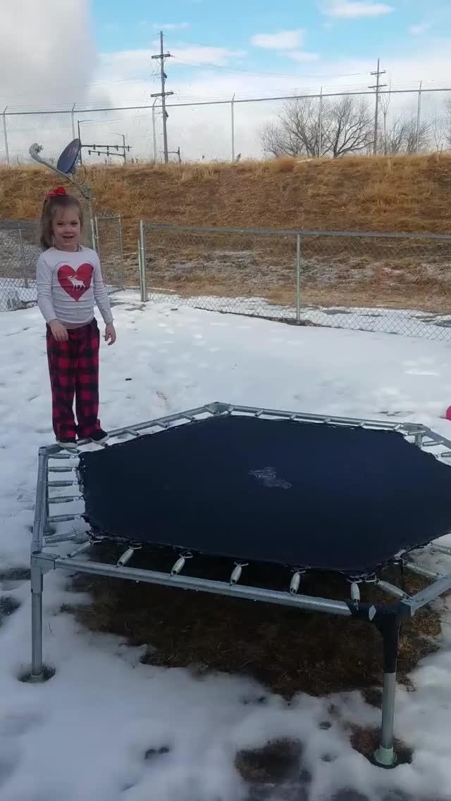 Watch Sophia's Christmas Fail GIF on Gfycat. Discover more fail, sophia, trampoline GIFs on Gfycat