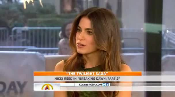 Watch and share Nikki Reed GIFs on Gfycat
