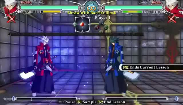Watch and share [BBCF] Expert Tutorial Mode GIFs on Gfycat