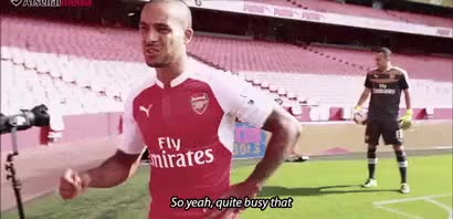 Watch ALEXIS GIF on Gfycat. Discover more aaron ramsey, olivier giroud, theo walcott GIFs on Gfycat