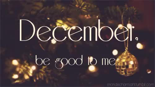Watch and share Christmas Is Coming GIFs and Hello December GIFs on Gfycat
