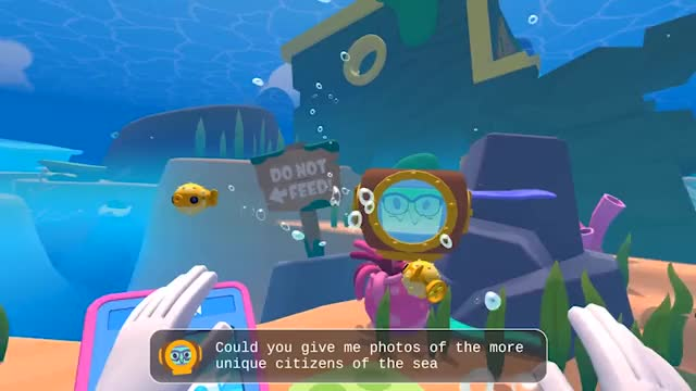 Watch and share Vacation Simulator GIFs and Virtual Reality GIFs by Owlchemy Labs on Gfycat