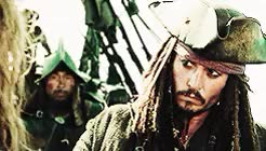 Watch swinging chandeliers GIF on Gfycat. Discover more 245px gifset, captain jack sparrow, johnny depp, my gifs, potc, potc parallels, potcedit, potcgif, sparrabeth GIFs on Gfycat