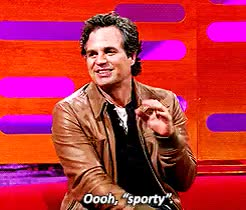 Watch this mark ruffalo GIF on Gfycat. Discover more *, [hermione's voice] what. an idiot., graham norton show, ily tho, mark ruffalo, ruffaloedit, talk show GIFs on Gfycat
