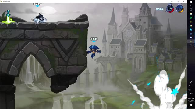 Watch and share Brawlhalla GIFs by enjaitus on Gfycat