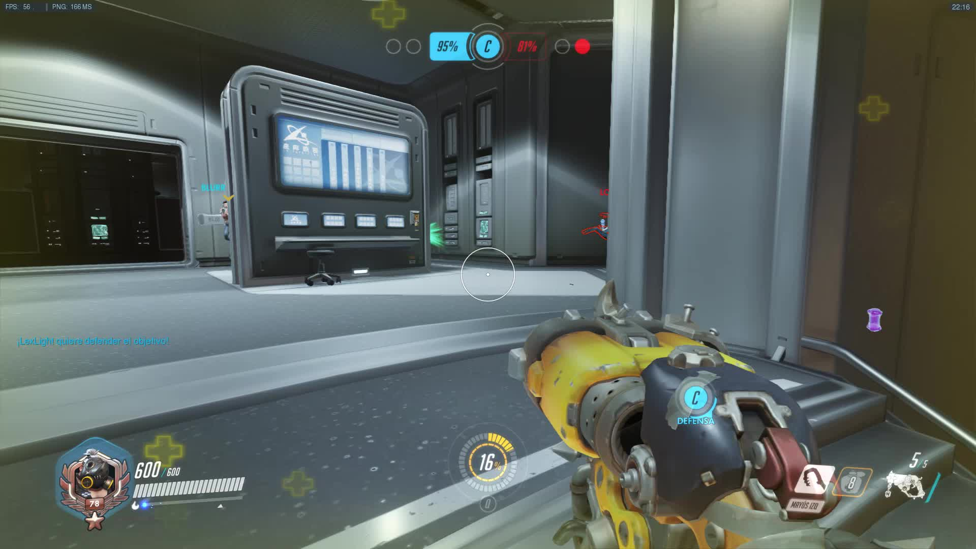 Overwatch, Roadhog, Symmetra., Nerf what nerf -OW- GIFs