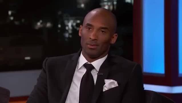 Watch and share Jimmy Kimmel GIFs and Kobe Bryant GIFs by hooshang on Gfycat