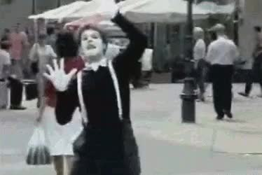 Watch and share Mime GIFs on Gfycat