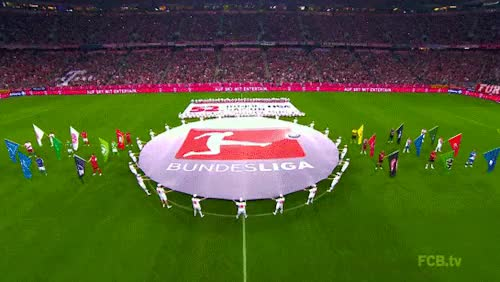 Watch and share Fc Bayern Munich GIFs and Bundesliga GIFs on Gfycat