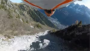 Watch and share Adrenaline GIFs and Wing Suit GIFs on Gfycat