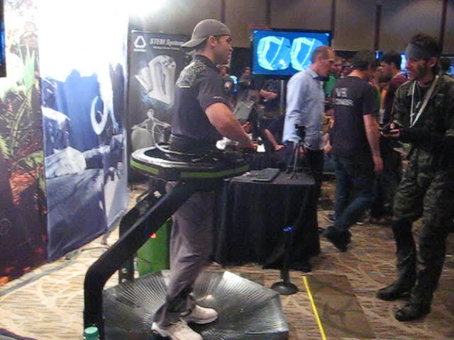 batman, pax, pax2013, ps4, sonic, xboxone, Oculus Rift and the Omni GIFs