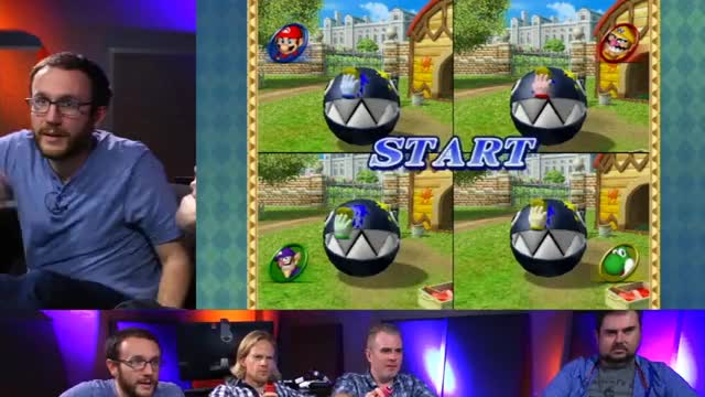 Watch and share Dan Ryckert GIFs and Mario Party GIFs on Gfycat