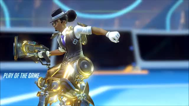 Watch and share Lucio GIFs by thecontractgamer on Gfycat