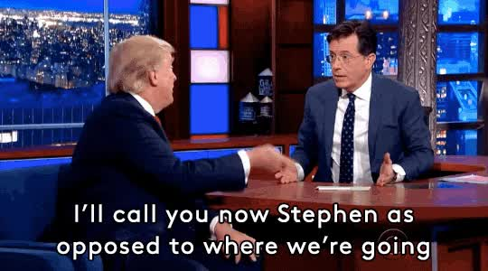 Watch Trump china GIF on Gfycat. Discover more stephen colbert GIFs on Gfycat
