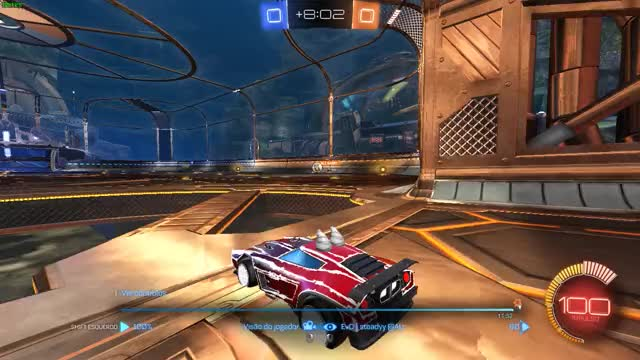 Watch and share Rocket League GIFs by steadyy on Gfycat