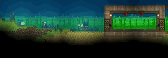Watch and share Starbound Airlock Test GIFs on Gfycat