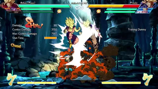 Watch Replay 2018-08-21 01-06-02 GIF on Gfycat. Discover more Dragon Ball FighterZ, dbfz GIFs on Gfycat