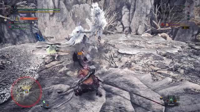 Watch and share Long Sword GIFs and Iceborne GIFs by Swanter on Gfycat