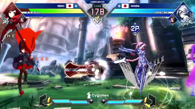 Watch and share Ragna The Bloodedge GIFs and Yosuke Hanamura GIFs on Gfycat