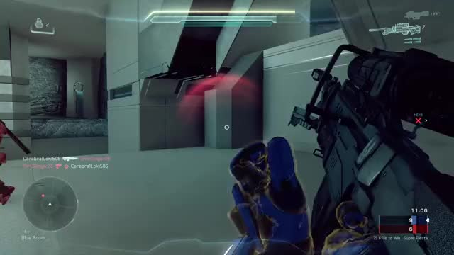Watch this GIF by Gamer DVR (@xboxdvr) on Gfycat. Discover more ANGRYSH4RK, Halo5Guardians, xbox, xbox dvr, xbox one GIFs on Gfycat