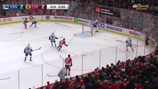 Watch and share Chicago Blackhawks GIFs and Vancouver Canucks GIFs by Beep Boop on Gfycat