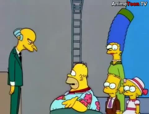 Watch and share The Simpsons-King Size Homer Saves The Day? GIFs on Gfycat