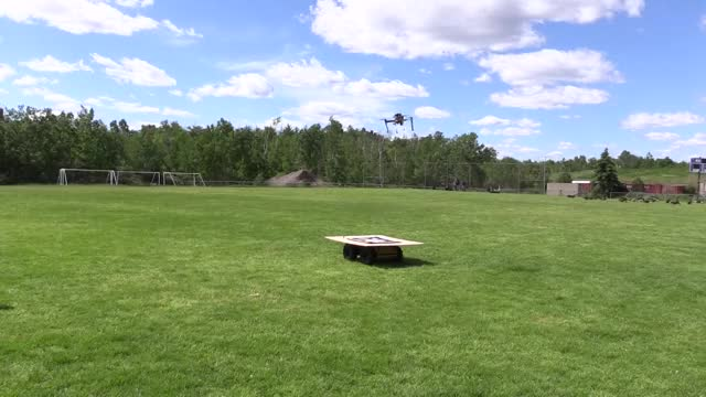 Watch Quadrotor Autonomous Landing GIF on Gfycat. Discover more related GIFs on Gfycat