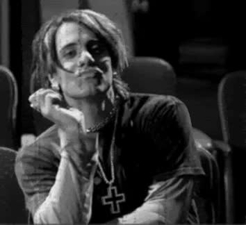 Watch and share Black And White Criss Angel Gif GIFs on Gfycat