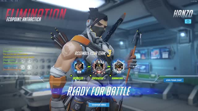 Watch Hanzo - Elimination Stomp GIF by @jackthekiller on Gfycat. Discover more related GIFs on Gfycat