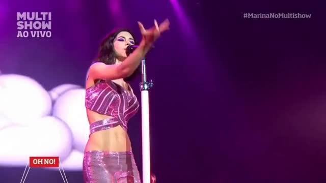 Watch and share Marina And The Diamonds [Lollapalooza Brazil 2016] GIFs on Gfycat