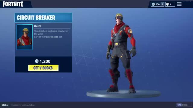 Watch and share Circuit Breaker GIFs by fortnitemaster on Gfycat