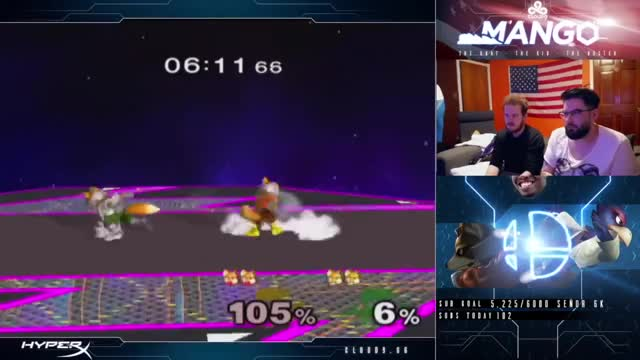 The Falco/Marth Match Up