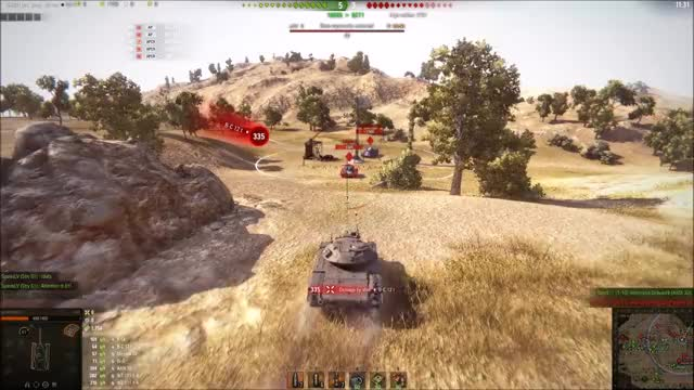 Watch T49 epic decap GIF on Gfycat. Discover more world of tanks GIFs on Gfycat