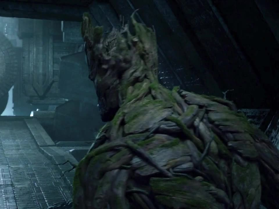 guardians of the galaxy, Guardians of the Galaxy - Groot smile GIFs