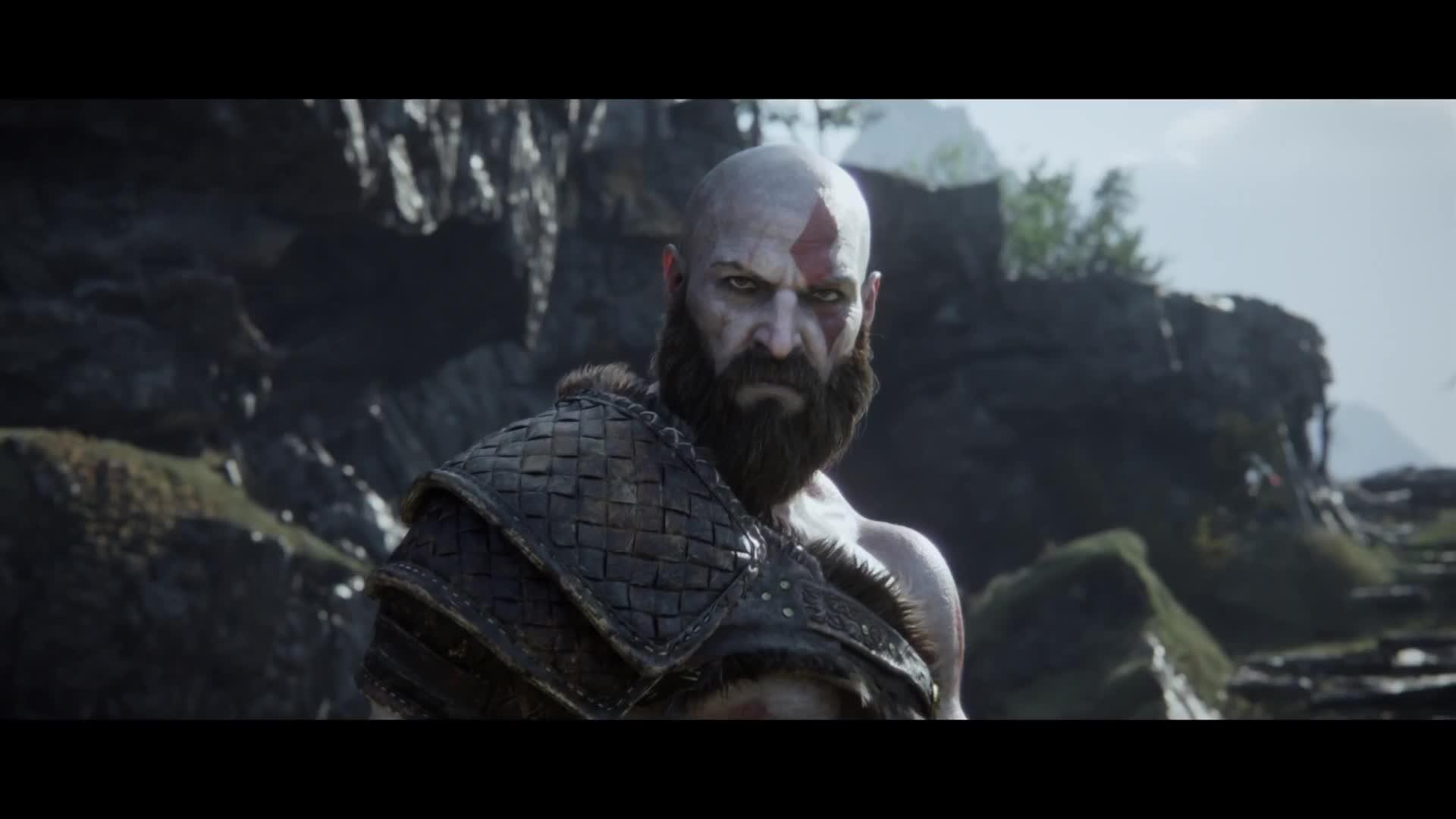 Atreus, Cory Barlog, E3, E3 2017, Gameplay, God of War, Incredible, Kratos, Mythology, Norse, God of War – Again GIFs