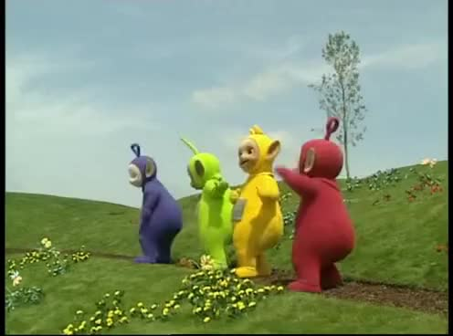 Watch teletubbies dancing GIF on Gfycat. Discover more dance, dancing, dipsy, lala, teletubbies, tinky, winky GIFs on Gfycat