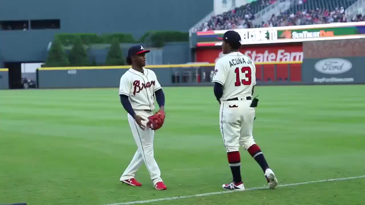 Ozzie and Ronald messing around GIFs