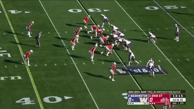 Watch and share Dre'mont Jones 2018 GIFs and Cfb Game Tape GIFs on Gfycat