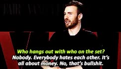 Watch gif interview Chris Evans TIFF marvelcastedit evansedit by noelle GIF on Gfycat. Discover more related GIFs on Gfycat