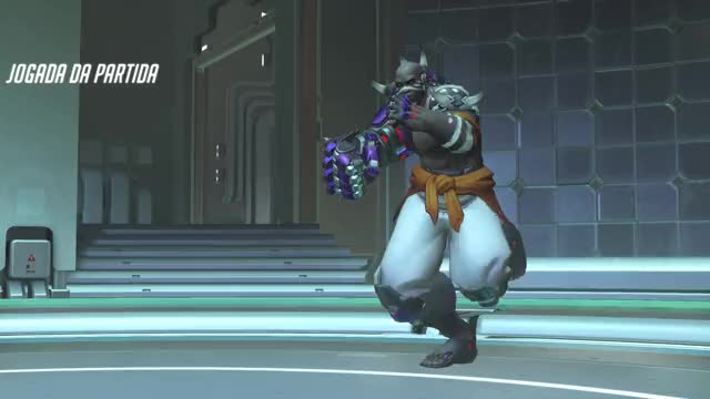 Watch and share Overwatch GIFs and Doomfist GIFs on Gfycat