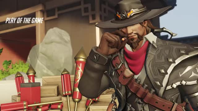 Watch and share Overwatch GIFs and Mccree GIFs by j.dirona on Gfycat