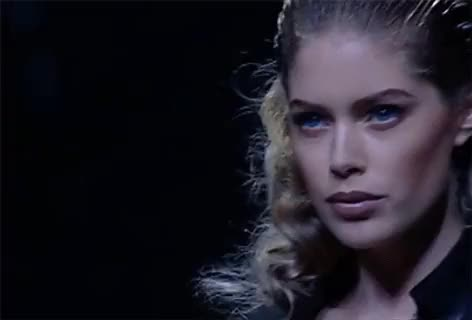Watch and share Doutzen Kroes GIFs and Houte Couture GIFs on Gfycat
