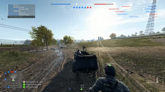 Watch and share BfV - Derp GIFs by totenkrieger on Gfycat